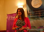 Juliette Prais CEO of Pink Lobster Dating Speaking at CEO Therapy at the European Union iDate conference and expo for matchmakers and online dating professionals in 2015