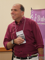 Marc Lesnick Speaking On Utail And Social Promotion For Dating Operators   at the 2015 London European Union Mobile and Internet Dating Expo and Convention