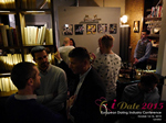 Networking Party At The Library In London For UK Dating And Match Making CEOs And Owners  at the October 14-16, 2015 conference and expo for online dating and matchmaking in London