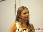 Svetlana Mukha - CEO of Diolli at the 45th Dating Agency Business Conference in Cyprus