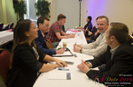 Speed Networking entre CEOs e Executivos at idate 2016 miami for the global dating business