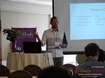 Kenny Hyder (VP of Equate Media)  at the June 8-10, 2016 L.A. Internet and Mobile Dating Indústria Conference