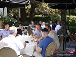 Lunch  at the June 8-10, 2016 L.A. Internet and Mobile Dating Indústria Conference