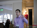 Shang Hsui Koo(CFO, Jiayuan)  at the June 8-10, 2016 Mobile Dating Indústria Conference in L.A.