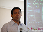 Tushar Chaudhary (Associate director at Verizon)  at the June 8-10, 2016 Mobile Dating Indústria Conference in L.A.