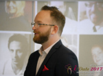 Julien Robert - CEO of Happy Couple at the 48th iDate Mobile Dating Indústria Trade Show
