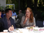 Lunch at the 2017 Online and Mobile Dating Indústria Conference in Studio City