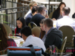 Lunch at the 2017 Online and Mobile Dating Indústria Conference in Los Angeles