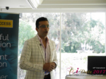 Ritesh Bhatnagar - CMO of Woo at the 48th iDate Mobile Dating Indústria Trade Show