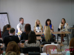 Final Panel at the July 19-21, 2017 Premium International Dating Business Conference in Minsk